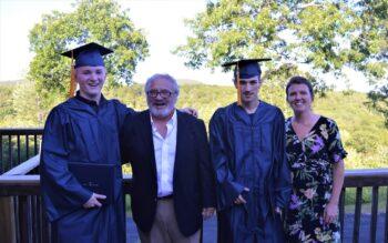 Longview School Celebrates 2021 Graduates