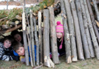 RSEC students complete wilderness survival project