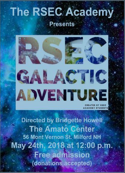 RSEC Galactic Adventure