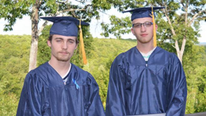 Longview School 2016 Graduates photo