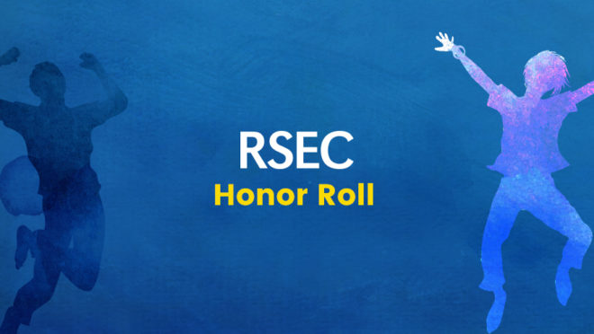 The 1st Quarter 2011 – 2012 Honor Roll are...
