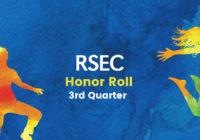 2015-2016 3rd Quarter Honor Roll