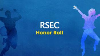 2015-2016 1st Quarter Honor Roll