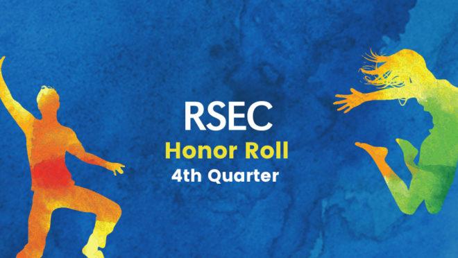2015-2016 4th Quarter Honor Roll